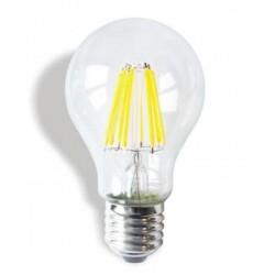 LAMPADA 6W FILAMENTO LED GOCCIA Ø60 MM