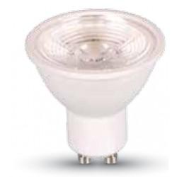 LAMPADA GU10 LED 7W Ø50 H55MM  4500K