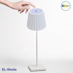 Lampada da tavolo LED PHILPS in alluminio